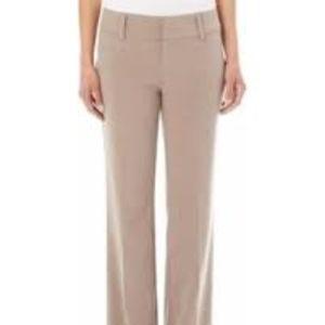 Apt. 9 Tan Trousers